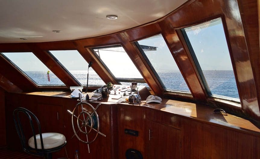 how to heat a boat cabin