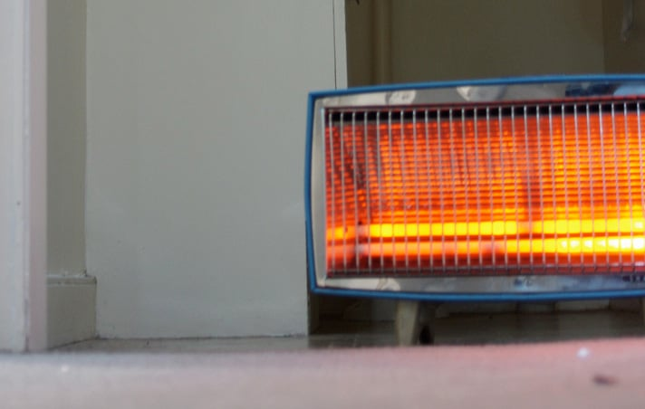 infrared space heaters electricity cost less than others in some occasions