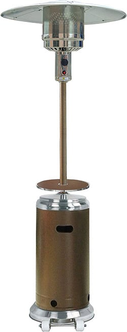patio heaters for heating wedding tents