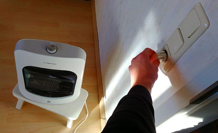 space heater electricity cost with 21 examples