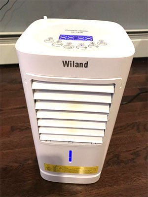 wiland space heaters don't dry the air