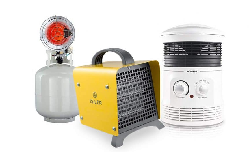 best space heaters under 50$