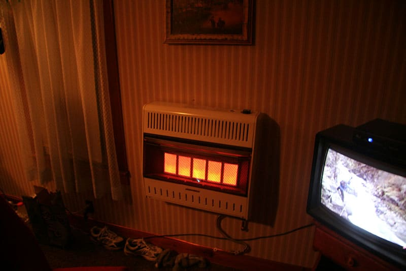 used space heaters are good as well